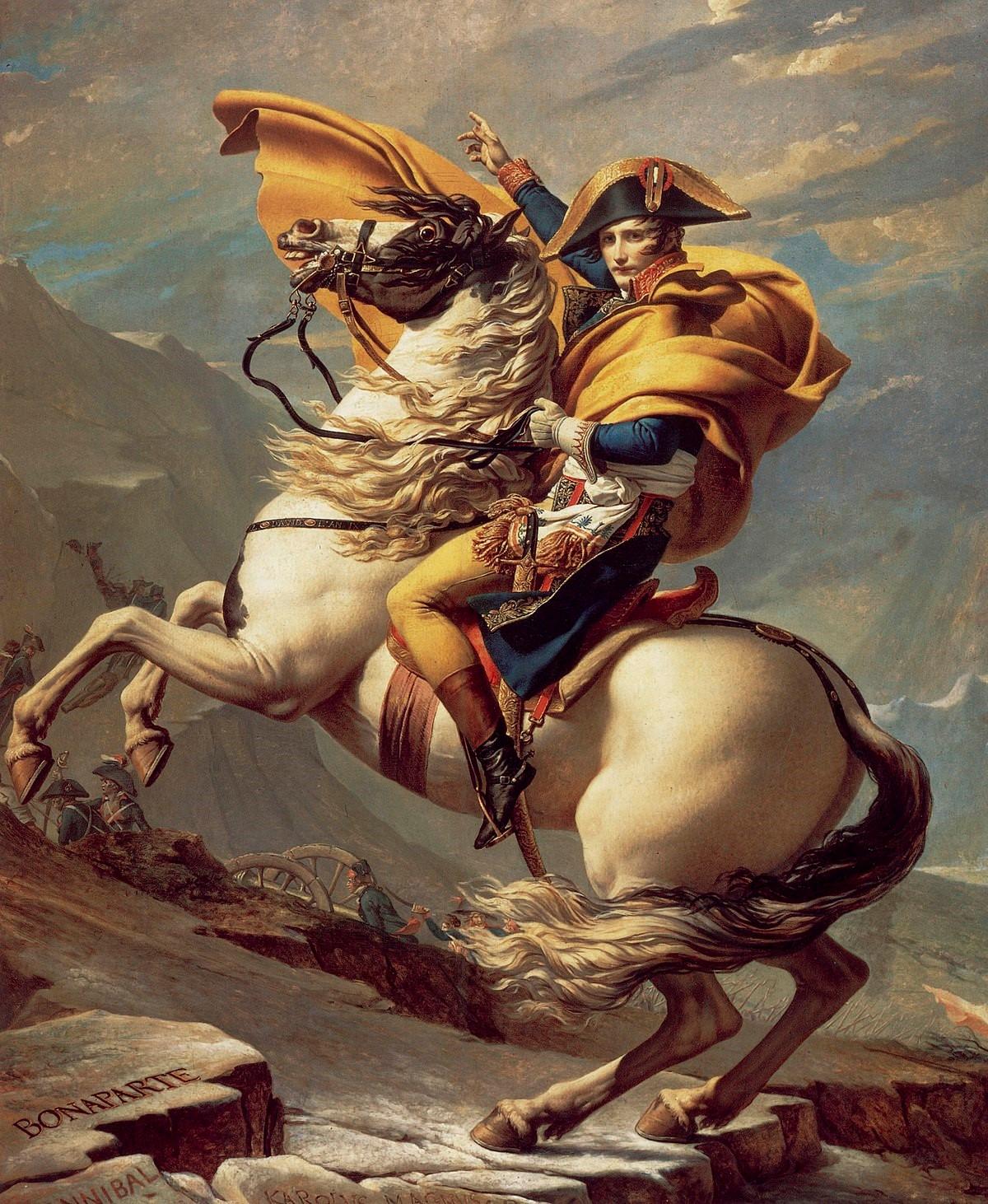 Il Parco di Montioni e Napoleone